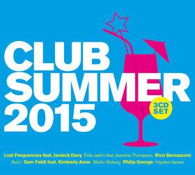 Club Summer, Club Summer 2015, 00600753626474