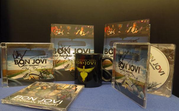Bon Jovi, Pünktlich zur Veröffentlichung des Albums Burning Bridges verlosen wir zwei Bon Jovi Fan-Pakete