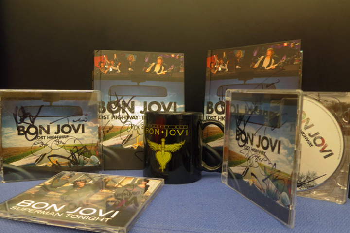 Bon Jovi Gewinnspiel Jubiläum