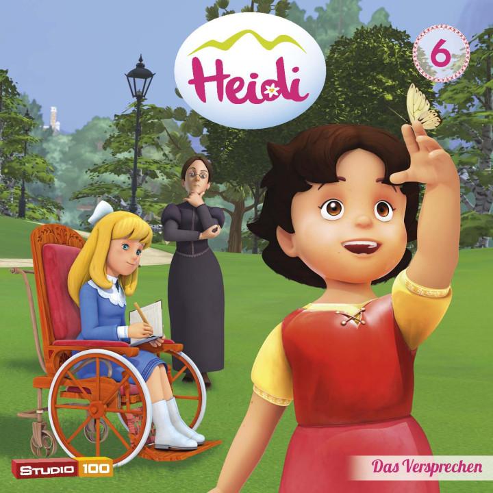 Heidi 06: Das Versprechen
