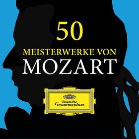 Diverse Künstler, 50 Meisterwerke von Mozart, 00028947951070