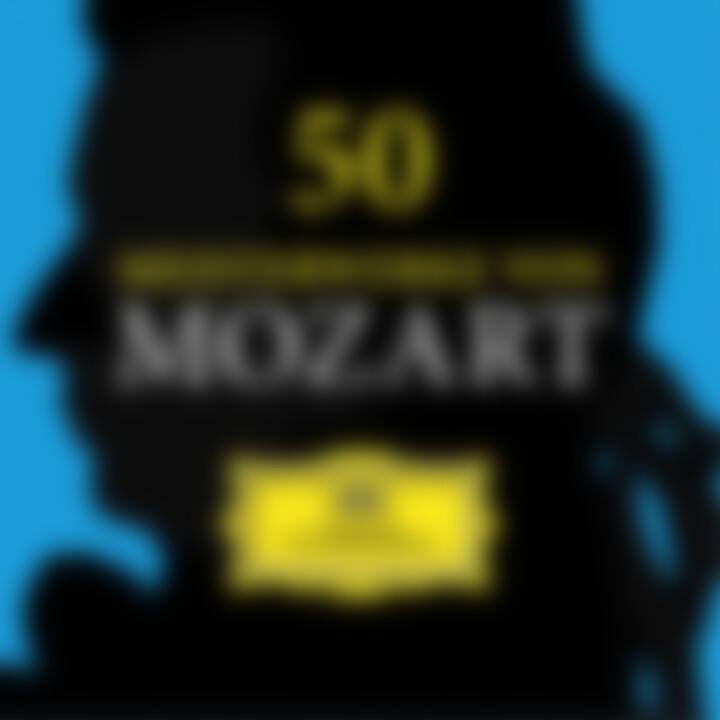 50 Meisterwerke von Mozart