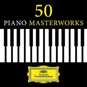 Diverse Künstler, 50 Meisterwerke für Klavier, 00028947951063
