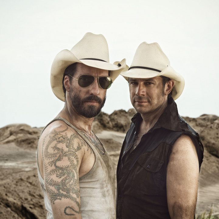 The BossHoss – Pressebilder 2015