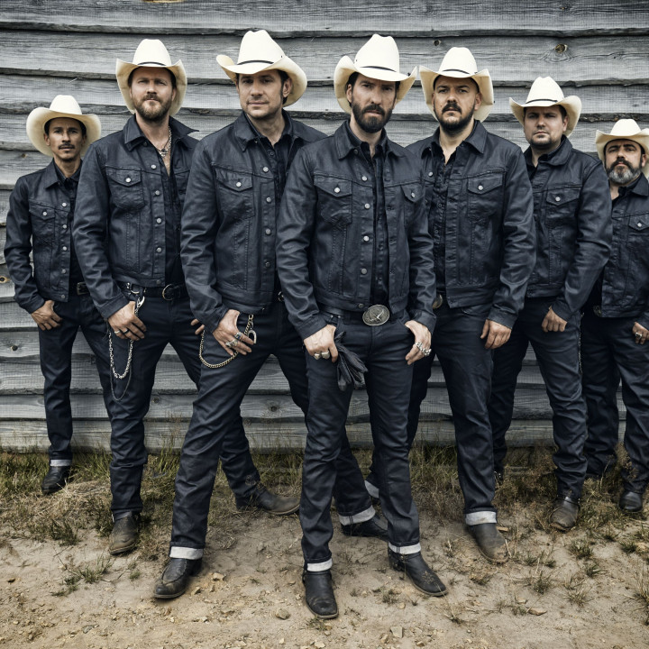 The BossHoss — Pressebilder 2015