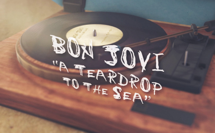A Teardrop To The Sea (Lyric Video)