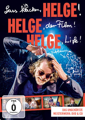 Helge Schneider, Lass knacken, HELGE! HELGE, der Film! HELGE, Life!, 00602547492883