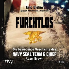 Various Artists, Eric Blehm - Furchtlos (Navy SEAL Adam Brown), 09783868837636