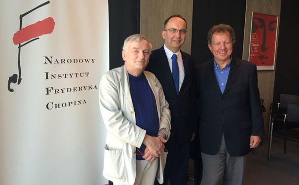 Frédéric Chopin, Historische Partnerschaft – Deutsche Grammophon und Chopin Institut kündigen Zusammenarbeit an