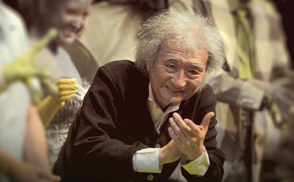 Seiji Ozawa, Ausdruck der Verbundenheit - Seiji Ozawa wird in den Kreis der Ehrenmitglieder der Berliner Philharmoniker aufgenommen