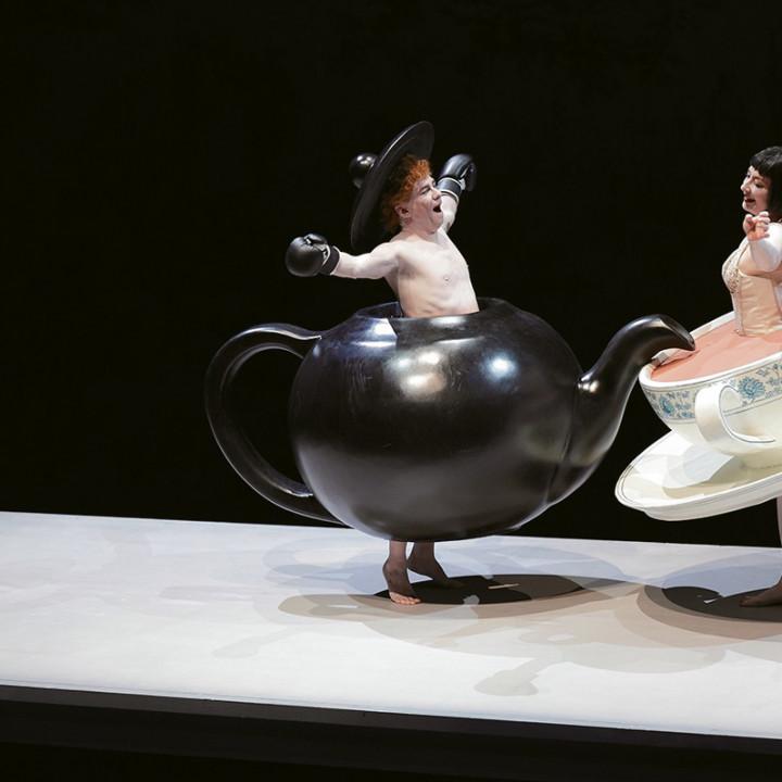 L'Enfant et les Sortilèges, Seiji Ozawa