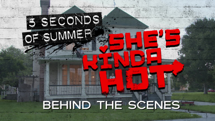 She's Kinda Hot (Making Of)