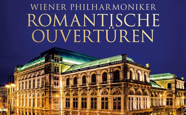 Diverse Künstler, Romantische Ouvertüren – Meisteraufnahmen der Wiener Philharmoniker