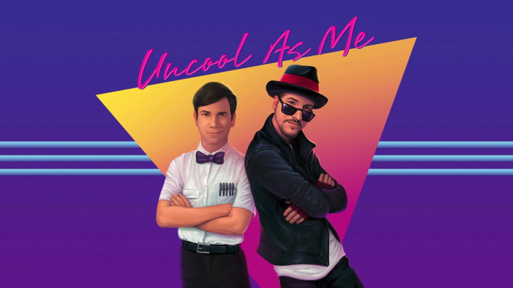 Uncool As Me feat. Joey Fatone (Audio Video)