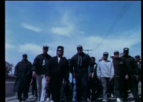 N.W.A., Straight outta Compton