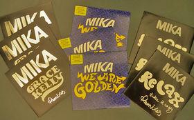 Mika, Jetzt mitmachen: Zum Geburtstag von Mika gibt es coole Vinyl-Geschenke zu gewinnen
