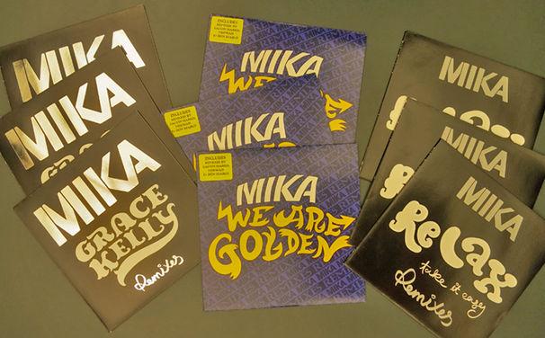 Mika, Wir feiern den Geburtstag von Mika und verlosen an seine Fans tolle Vinyl-Geschenke