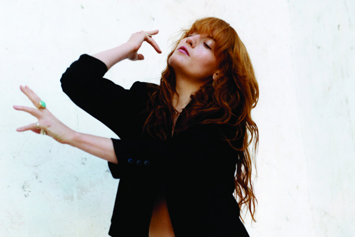 Florence + The Machine Pressebilder