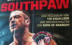 Southpaw Soundtrack, Am 20. August 2015 kommt Southpaw in die Kinos: Gewinnt Freikarten und Riesen-Poster