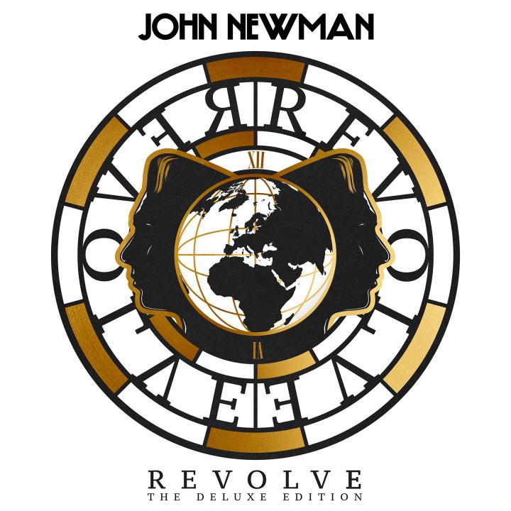 John Newman Revolve Deluxe Cover
