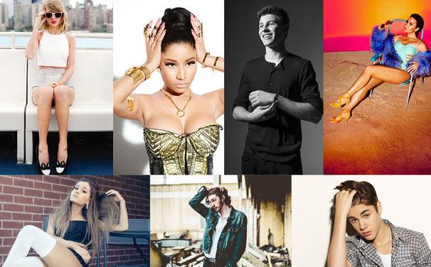 Taylor Swift, Teen Choice Awards 2015: Das sind die Gewinner der begehrten Surfbrett-Trophäen