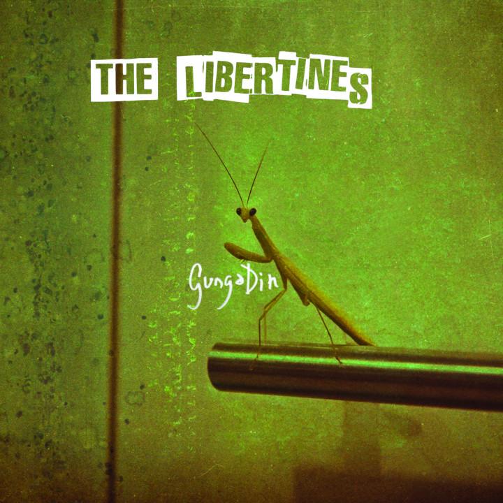 The Libertines Gunja din cover