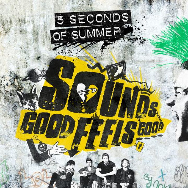 5 Seconds Of Summer Sounds Good Feels Good Cover
