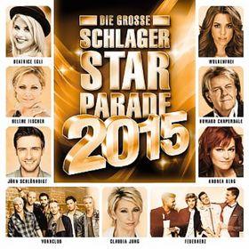 Various Artists, Die große Schlager Starparade 2015 - Folge 2, 00600753631607