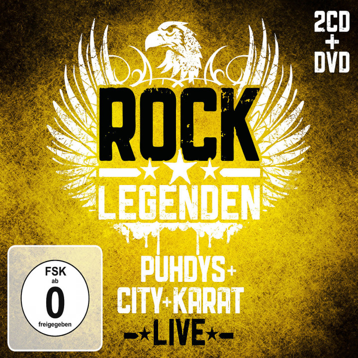 Rock Legenden Live (Ltd. Edt.)