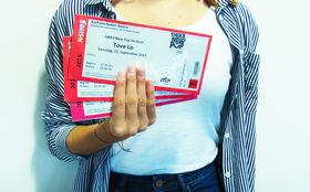 Tove Lo, Gewinnt Tickets für die Show von Tove Lo auf dem SWR3 New Pop Festival