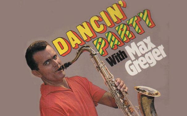 Various Artists, Tanz, Trimm Dich, Swing und Jazz - Zum Tod von Max Greger