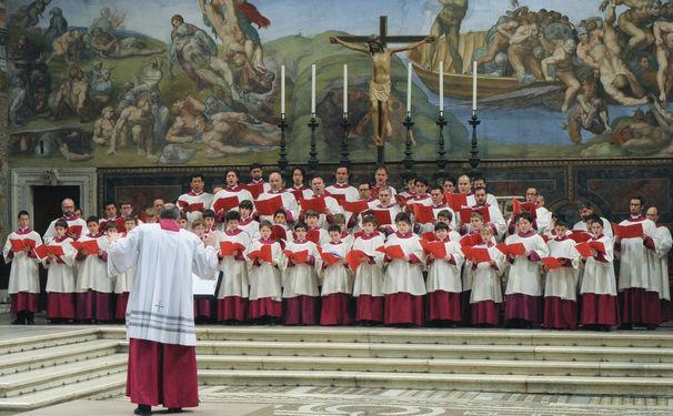 Chor der Sixtinischen Kapelle, Mystische Gesänge – Erstmals Aufnahmen aus der Sixtinischen Kapelle
