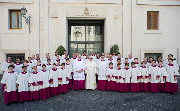 Chor der Sixtinischen Kapelle, Cecilia Bartoli im Vatikan – Chor der Sixtinischen Kapelle veröffentlicht neues Album