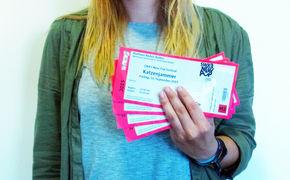 Katzenjammer, Gewinnt Karten für Katzenjammer live beim SWR3 New Pop Festival