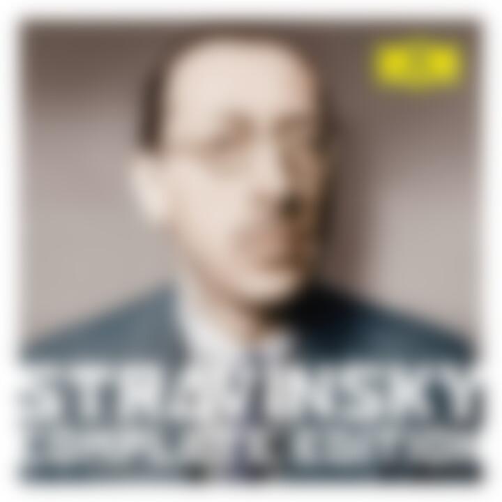 Igor Stravinsky Complete Edition
