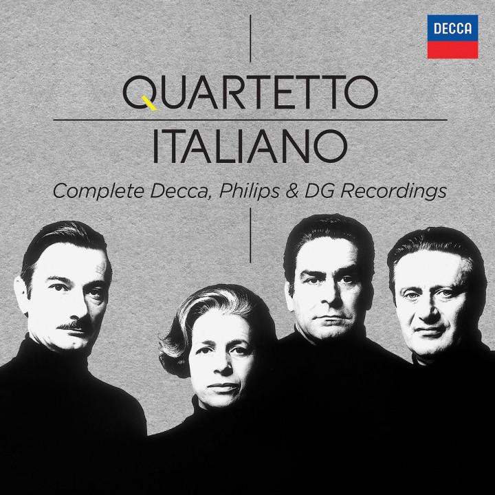 Quartetto Italiano - Complete Philips, Decca & DG Recordings