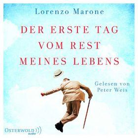 Various Artists, Peter Weiß: Loren Marone - Der erste Tag vom Rest meines Lebens, 09783869522746