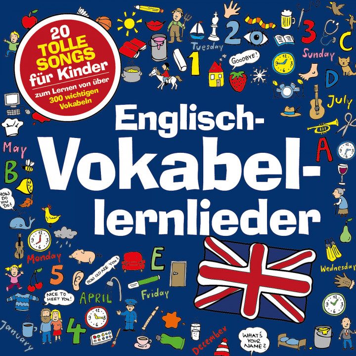 Englisch-Vokabellernlieder