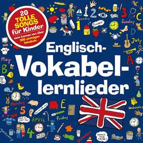 Various Artists, Marie & Finn: Englisch-Vokabellernlieder, 04260167470962