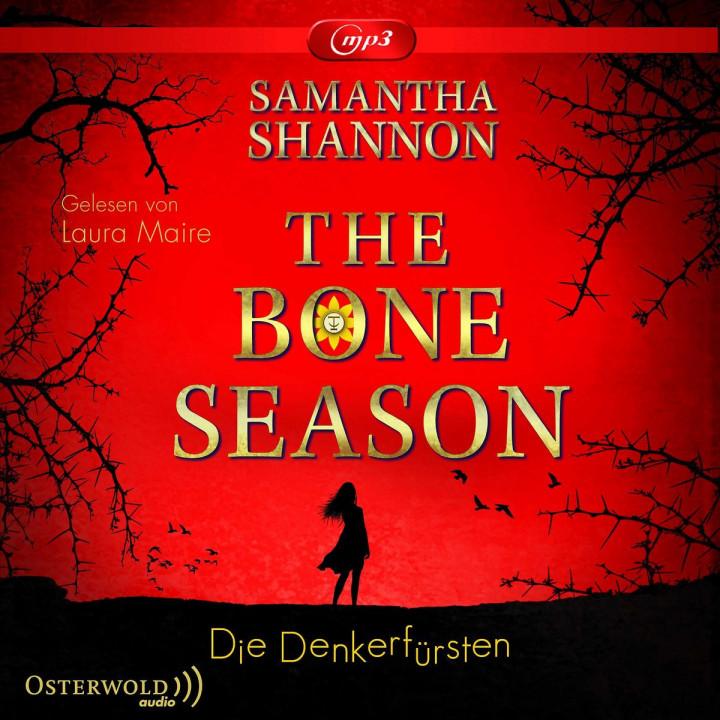 S. Shannon: The Bone Season - Denkerfürsten (mp3)