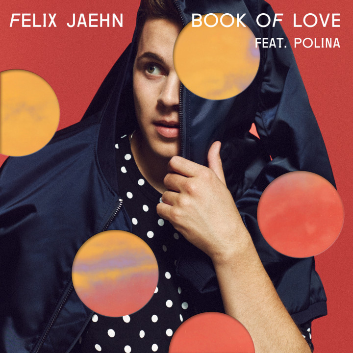 "Felix Jaehn Single Cover ""Book Of Love"" feat. Polina"