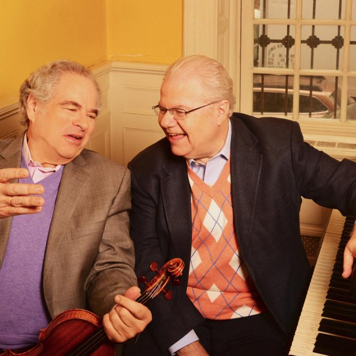 Itzhak Perlman, Emanuel Ax