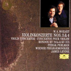 Itzhak Perlman, Mozart: Violin Concertos No.3 & 4 / Rondos, 00028943128223