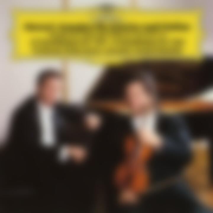 Itzhak Perlman - Violinsonaten KV 376 + KV 377