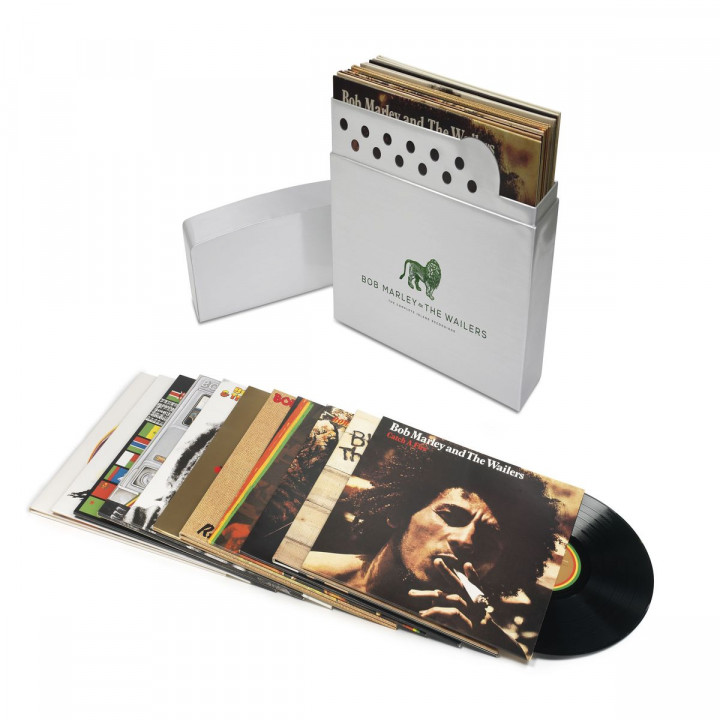The Complete Island Recordings (limited LP Boxset)