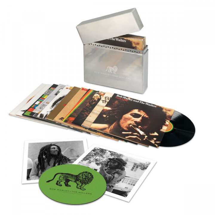 The Complete Island Recordings: Collector's Edition (ltd METAL LP Box)