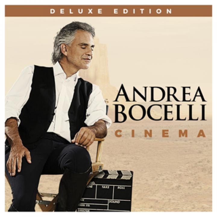 Andrea Bocelli - Cinema Deluxe