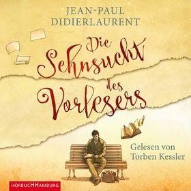 Various Artists, Torben Kessler: Jean-Paul Didierlaurent - Die Sehnsucht des Vorlesers, 09783957130150