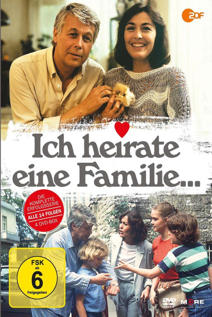 Ich heirate eine Familie - Die komplette Serie