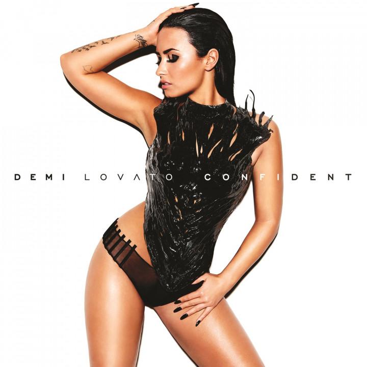 Demi Lovato Confident 2015
